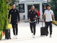 Beşiktaş'ımız Monaco'ya gitti