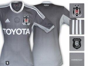 Beşiktaş'ın yeni forması satışta!