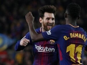 Lionel Messi yine tarihe geçti!