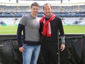 Ronaldo, Beşiktaş Müzesi'ni ziyaret etti!