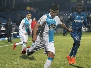 Deportivo'yu Seedorf da kurtaramadı