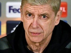 Wenger: Görevimin başındayım
